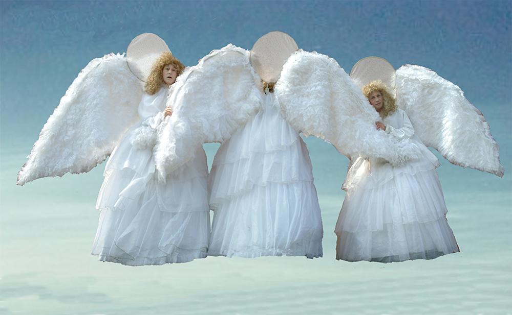 3 Angels high