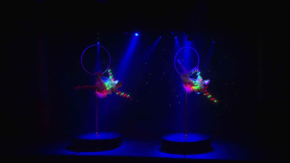 LED Luna Duet disco