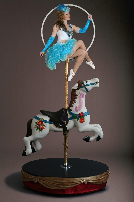 LaLuna carousel