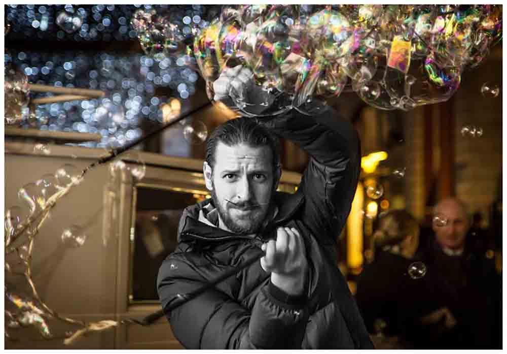 Bubbles performance