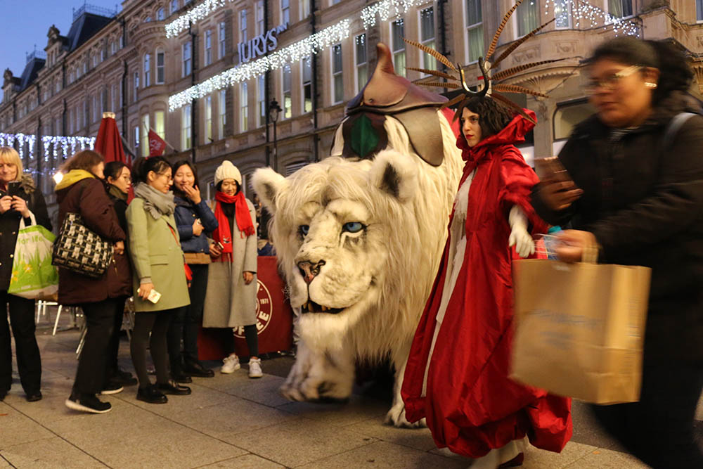 Winter Lion 3 great picture