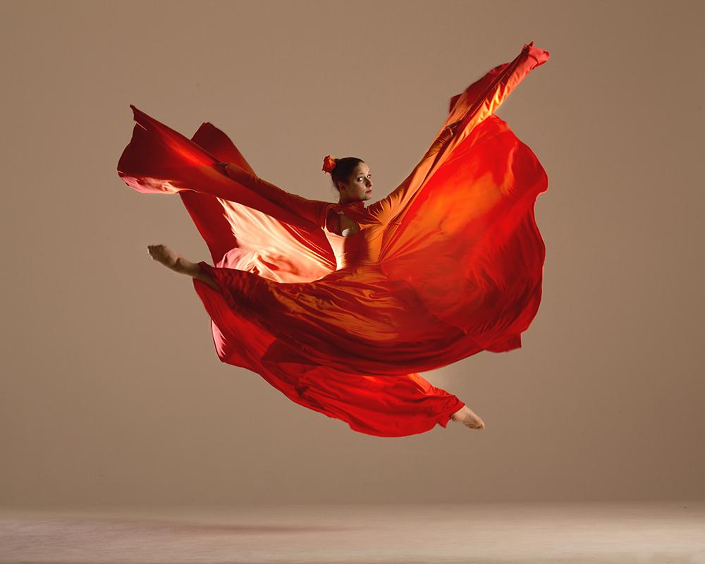 Fabric Dancers