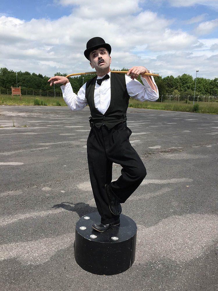 Charlie Chaplin performer