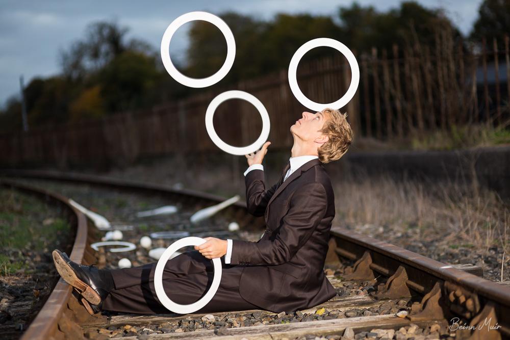 Juggler for events