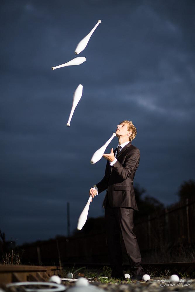 Jon Udry Magician