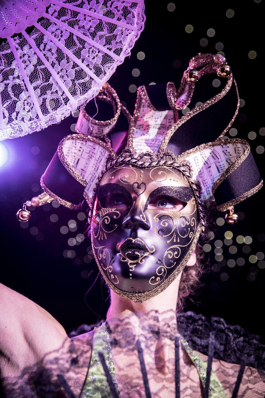 Masquerademask performer events